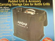 Magma Marine Grill Carrying Case 214 A101292 Rectangular Grills 12lx18w Magma