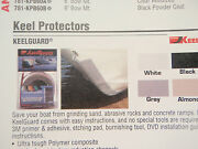 Keelguard Keel Protector 254-20507 Grey 7ft Boat Size 19ft To 20ft Hull Boat