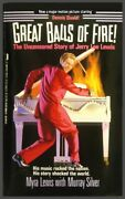 Great Balls Of Fire The Uncensored Story Of Jerry Lee Lewis - Pb 1st Print 1989