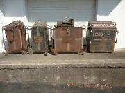 1930and039s 40and039s Ford Dealer Test Equipment And Battery Chargers 32-36-40 Ford 33-34