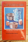 Granite Ware, Identification And Value Guide Booher 1977 Metal Antiques Housewares