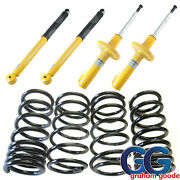 Full Suspension Kit Shock Abosorbers Springs | Ford Sierra Saphire Cosworth 2wd