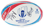 Signed Springboks Ball - Rugby World Cup 2019 +coa
