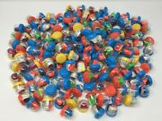 Vintage Gumball Submarine Toy Lot Of 400 Vending Machine Charm With Display Card