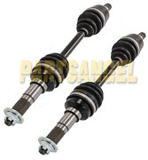 Complete Front Left And Right Cv Joint Axles Set For Yamaha Big Bear 400 2002-2006