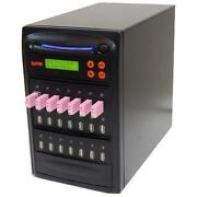 Systor 1-20 Multiple Usb Thumb Drive Duplicator And Sanitizer