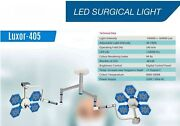 Led Surgical Light Ceiling Mobile Wall Mounted No Of Led 48 + 60