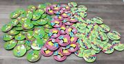 The Simpsons Huge Button Lot Of 500 Miscellaneous Best Deal Around Vintage Bulk