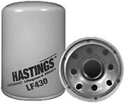 Engine Oil Filter Hastings Lf430 Fits Case, John Deere Equipment, And Michigan Fps