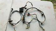 99 Yamaha 200 Carbureted Oem Engine Harness Regulator Battery Cable Connection