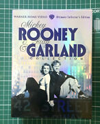Mickey Rooney Judy Garland Collection Dvd 2007 5-disc Set