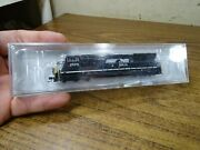N Scale Athearn Norfolk Southern Sd70m Locomotive 1 10710