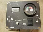 Tennant Nobles Console Instrument Clusters Hour Meter 24v Speed Scrub Ss5 Ech20