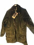 Real Roadie Tour Swag Crew Jacket Barbour David Bowie 1990 Sound And Vision Tour