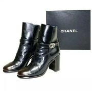 Hight Herl Boots Black/brown Boots Size 7. Brand New