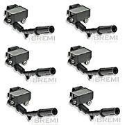 6 X Ignition Coil Bremi For Mercedes Gle Glk Gls A207 A217 C204 C207 2769060160