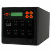 Systor 1-7 Eusb Embedded Usb Memory Card Duplicator Multi Copier Drive Tower