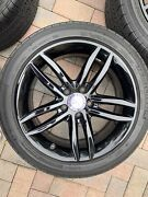 Mercedes Benz 17 Oem Wheels And Tires