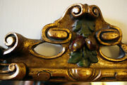 Antique Mirror - Arts And Crafts Movement