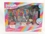 Party Popteenies 2 Party Time Surprise Sets Series 1 - 25+ Pieces Each New