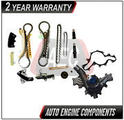 Timing Chain And Water Pump Fits Ford Explorer Ranger Mustang Mazda B4000 No Gear