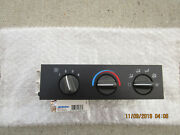 Gm Gmc Chevy 94666470 Acdelco Heater Climate Temperature Control Panel Oem New