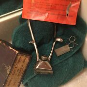 Deuce Hair Clipper From Henry Sears And Son Original Box And Extras Extremely Rare