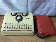 Rare Old Military Phone Magyar Post Telephone Budapest Switchboard Hungary