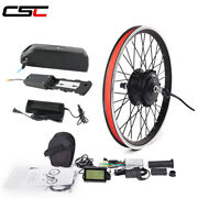 Electric Bicycle Conversion Kit With Battery 36v 250w Hub Motor Wheel Bluetooth
