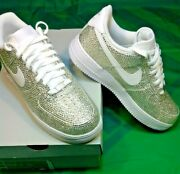 Nike Af1 Airforce 1 One Bling Contact Me If You Want A Different Color Gem