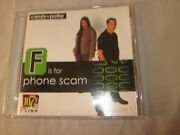 Candy + Potter F Is For Phone Scam Volume 1 Cd