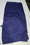 Boy Scouts Of America Cub Scout Switchback Uniform Shorts Only Blue Sz Youth 8