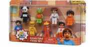 Ryans World 8 Piece Collectible Figure Set 2.25 Tall Characters Ryanand039s World