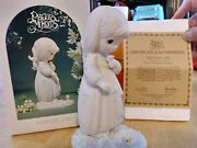 Precious Moments Figurines Summers Joy New With Certificate