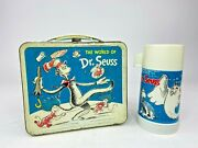 1970 The World Of Vintage Metal Lunchbox With Thermos From A Collection