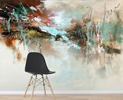 3d Color Aabstract A07 Wallpaper Wall Mural Self-adhesive Anne Doyle Zoe