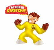 Heroes Of Goo Jit Zu -stretchy Monkey Action Figure Simian Super Unique