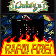 Arcade1up Galaga Fast Fire Upgrade Serviceflash To Latest Softwarerapid Shoot