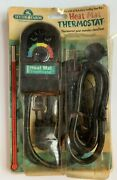 Hydrofarm Seedling Hydroponic Seed Heat Mat Thermostat New Old Stock Nos