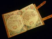 Diary. Notepad. Sea Book. Genuine Leather. Size A5