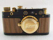 Leica Iid Wiking Ww 2 Vintage Russian 35mm Rf Camera Excellent