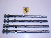 Ferrari 308 Engine Competition Cylinder Head Intake Exhaust Camshafts_pair_gt4