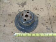 1977 Lincoln Continental Town Car 351m Engine Water Pump Pulley 1978 1979 Oem