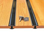 Bed Strips Chevy 1947 - 1951 Stainless Hidden Fasteners Long Stepside Truck