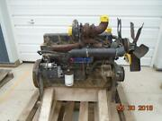 Allis Chalmers 649t Engine Complete Running Core Esn 49-15225 Catalog 4009163