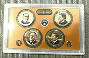 2013 Complete Colorized Presidential Mint Sets One Side Only