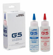 West System 865-4 G/5 5-minute High Strength 2-part Glue Adhesive Kit 2pk