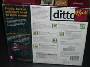Factory Sealed Iomega Ditto Max 10609 With Flash File And Tapes 10617