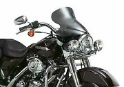 Wave Q R Windshield With Dark Tint For Harley Davidson By V-twin