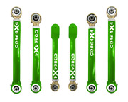 Adjustable Control Arms Complete Set T4 Grand Cherokee Wj 1999-2004 - Light G...